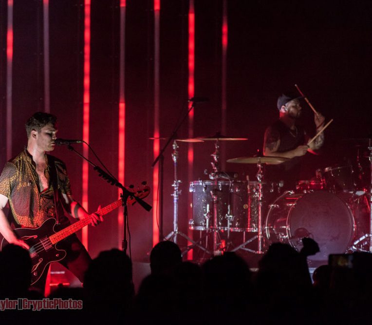 Royal Blood at The Commodore Ballroom in Vancouver, BC on August 8th 2017
