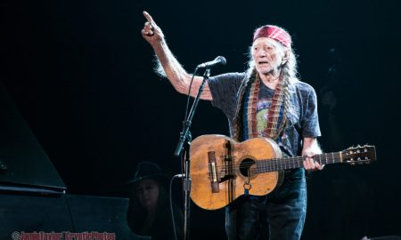 Willie Nelson @ Rockin River Music Fest - August 6th 2017