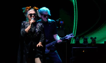 Blondie @ Red Hat Amphiheater 2017