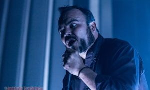 Future Islands at The Vogue Theatre in Vancouver, BC on September 24th 2017