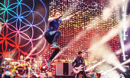 Coldplay at Wembley by SamNeill c/o Live Nation