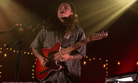 Tash Sultana at The Commodore Ballroom in Vancouver, BC on October 25th 2017