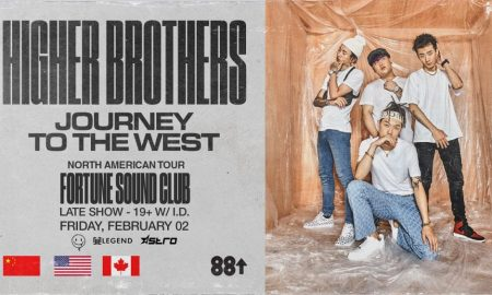 Higher Brothers at Fortune Sound Club