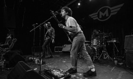 The Districts @ Motorco 2017