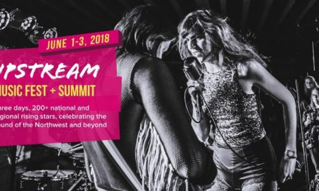 Upstream Music Fest seattle 2018