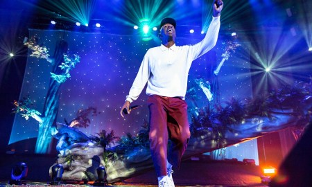 Tyler, The Creator at Pacific Coliseum in Vancouver, BC on January 26th 2018