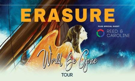 Erasure + Reed & Caroline at Orpheum Theatre