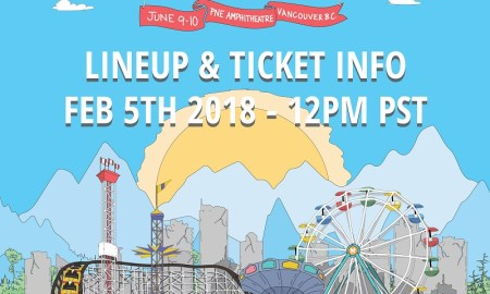 Breakout Festival 2018 at PNE Amphitheatre (Vancouver)