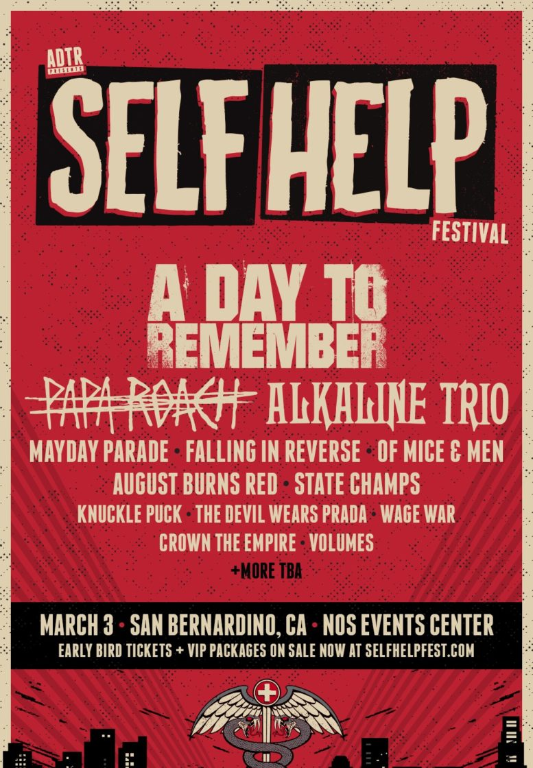 self help festival 2018