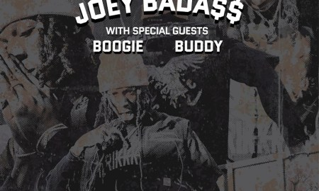 The Amerikkkana Tour ft. Joey Bada$$ + Boogie + Buddy at The Vogue Theatre