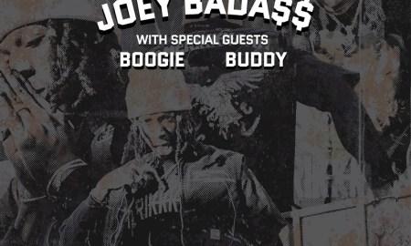 The Amerikkkana Tour ft. Joey Bada$$ + Boogie + Buddy at The Vogue Theatre