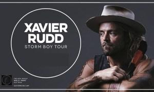 Xavier Rudd at Malkin Bowl