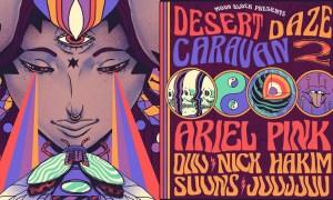 Desert Daze Caravan II ft. Ariel Pink + DIIV + Nick Hakim + SUUNS + JJUUJJUU at Commodore Ballroom