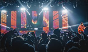 Gramatik at The Commodore Ballroom in Vancouver, BC on February 8th 2018