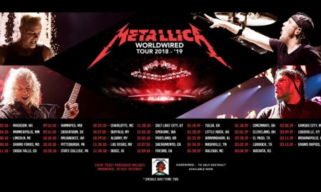 Metallica Brings 'The WorldWired Tour' Back to North America