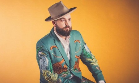 'Mr. Jukebox USA' tour ft. Joshua Hedley at The Fox Cabaret