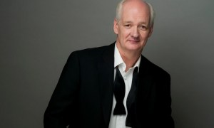 Colin Mochrie at The Vogue Theatre
