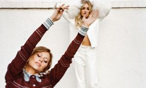 Aly & AJ at The Vogue Theatre