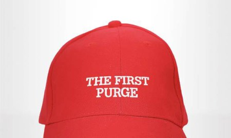 the first purge [2018] - july 4th, 2018 poster