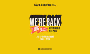 Safe & Sound Music Fest 2018 at Westminster Pier Park (New Westminter, BC)