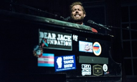 Andrew McMahon in the Wilderness @ The Danforth Music Hall – May 31st 2018