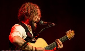 John Butler Trio performing at the Orpheum Theatre in Vancouver, Bc on June 27th, 2018. Photo by Jamie Taylor