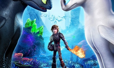 how-to-train-your-dragon-hidden-world poster - march 1st 2019