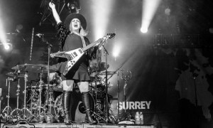 Serena Ryder perfroming at Surrey Canada Day 2018 at Cloverdale Millennium Amphitheatre Park in Surrey, BC on July 1st 2018