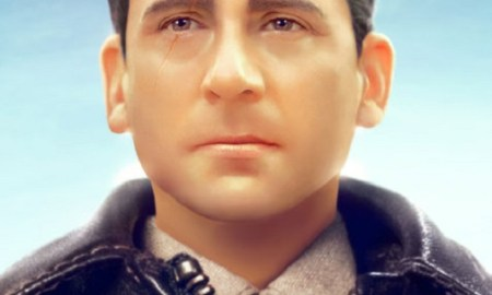 Welcome to Marwen [2018] movie poster - release: November 21st, 2018