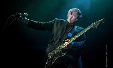 Midge Ure performing at The Rickshaw Theatre in Vancouver, Bc on August 23rd 2018