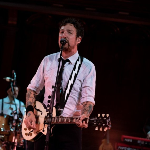 Photos of Frank Turner & The Sleeping Souls + Bad Cop / Bad Cop at Alix Goolden Performance Hall - Sep 9th 2018 © RMS Media by Rob Porter