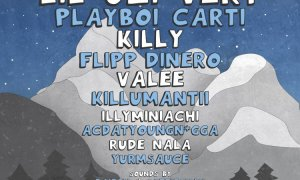 Winter Breakout ft. Lil Uzi Vert + Playboi Carti + Killy + many more at Pacific Coliseum - December 14th, 2018