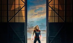 Captain Marvel [2019] official movie poster
