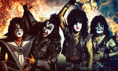 """End Of The Road Tour"" ft. KISS at Rogers Arena"