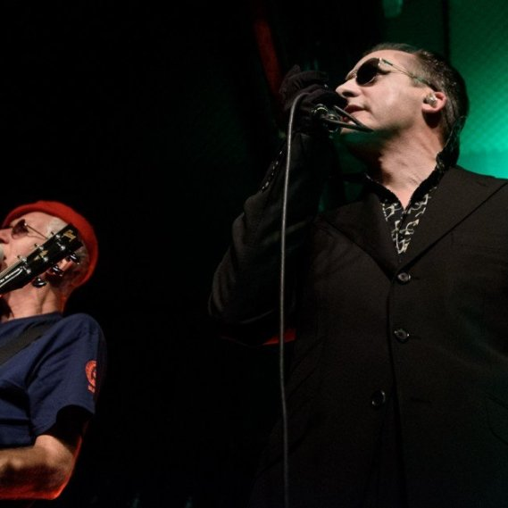 The Damned at Black Cat 2018