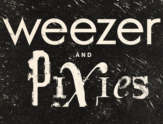 Weezer + Pixies at Rogers Arena