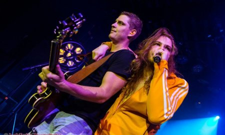 Canadian rock badn The Glorious Sons performing at The Commodore Ballroom in Vancouver, BC on November 3rd 2018