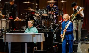 Brian Wilson @ The Kennedy Center in Washington, DC on November 5th, 2018