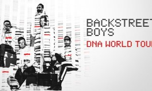 """DNA World Tour"" ft. Backstreet Boys at Rogers Arena"