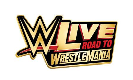 WWE Live: Road to Wrestlemania at Rogers Arena 2019