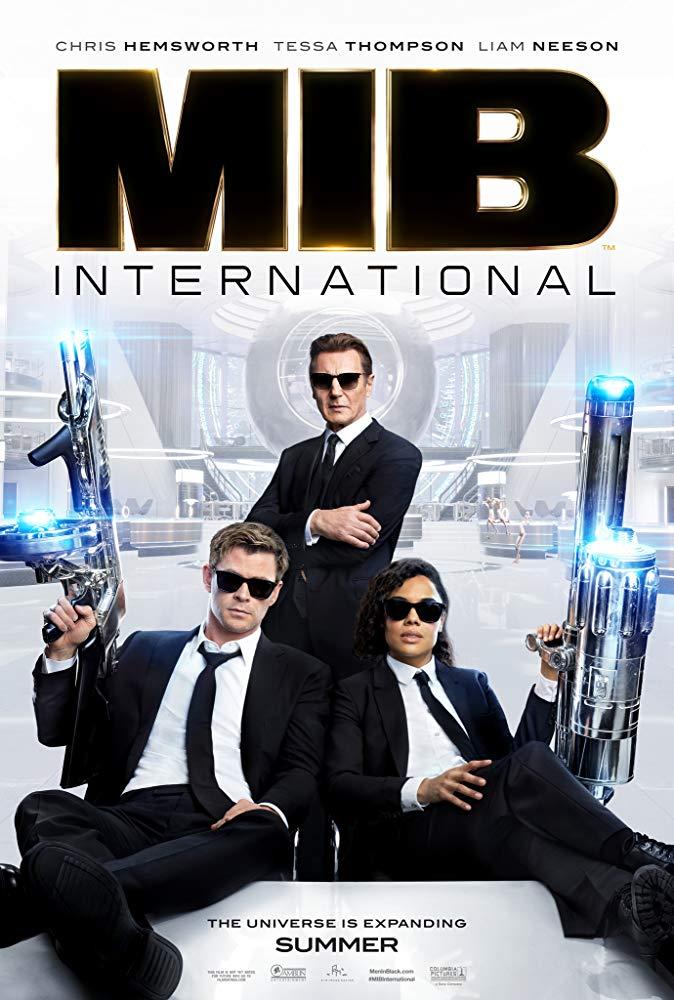 Men In Black: International [2019] - Official Trailer #1