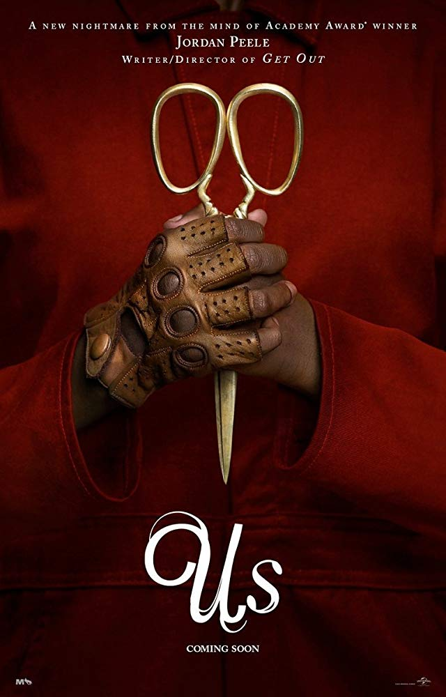 us horror movie poster 2019 -- Release date -March 15th, 2019