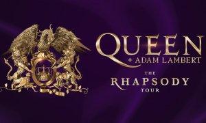 Queen & Adam Lambert To Embark on The Rhapsody Tour 2019