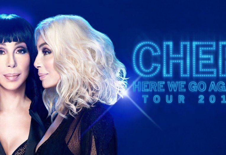 """""""The Here We Go Again Tour"""" ft. Cher at Rogers Arena 2019"""