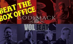 Beat The Box Office: Win Tickets to Godsmack + Volbeat at Abbotsford Centre
