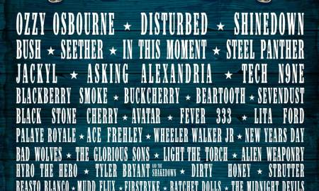 Rocklahoma 2019 in Pryor, OK - official poster lineup