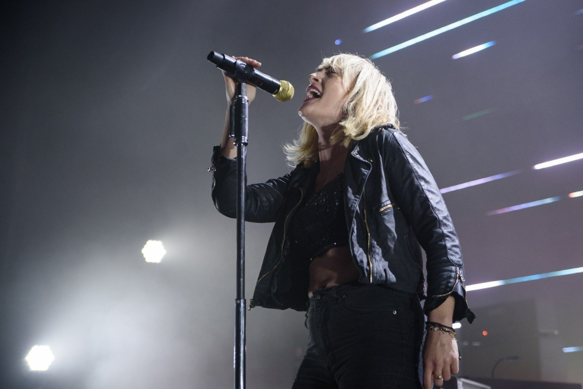 Metric @ The National