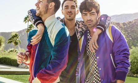 Jonas Brothers 2019 promo photo