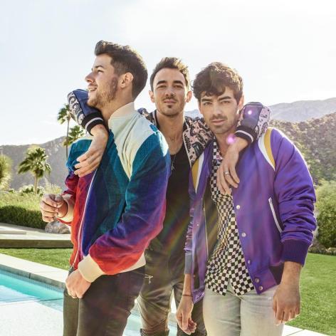 Jonas Brothers 2019 promo photo