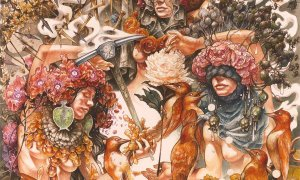 Baroness 2019 album cover